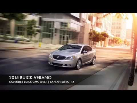 2015 buick verano cavender buick gmc west of san antonio texas youtube. Black Bedroom Furniture Sets. Home Design Ideas