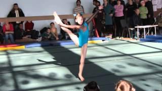 Куксина Марина. Спортивная гимнастика