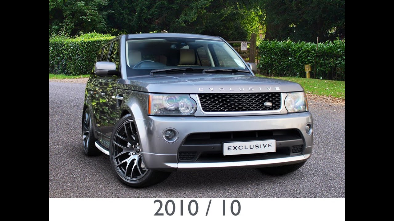 2010 range rover sport autobiography youtube. Black Bedroom Furniture Sets. Home Design Ideas