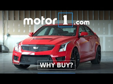 Why Buy? | 2017 Cadillac ATS-V Review