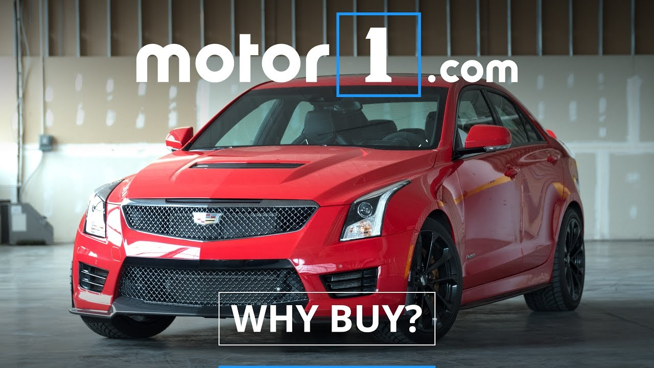 Why Buy 2017 Cadillac Ats V Review Youtube