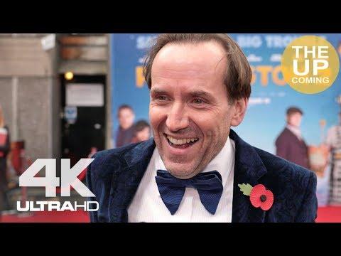 Ben Miller at Paddington 2 premiere: Interviews and jokes