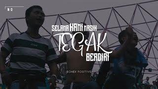 """SUARA BONEK 📢 """"LIRIK"""" Chant Persebaya Surabaya Paling Bermakna"""