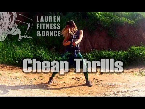 Zumba ® Fitness Class With Lauren- Cheap Thrills