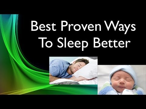 how-to-sleep-better-|-best-proven-ways-to-sleep-better