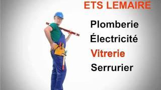 Dépannage plombier, serrurier, vitrier et électricien Paris.(, 2011-06-30T11:16:45.000Z)