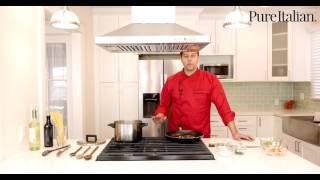 5 Minute Recipe: Pasta Zucchini and Shrimp Recipe