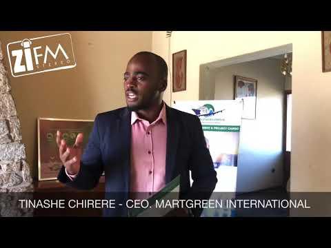 Martgreen Cargo an application that will revolutionize Zimbabwe's transport & logistics industry.
