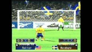 International Superstar Soccer '98 Nintendo 64