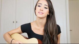 "Mariana Nolasco ""Dia, Lugar e Hora"" Luan Santana (Cover)"