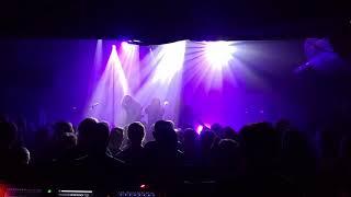 Omnium Gatherum,  Nightwalkers, Le Petit Bain, Paris, le 29 octobre 2017