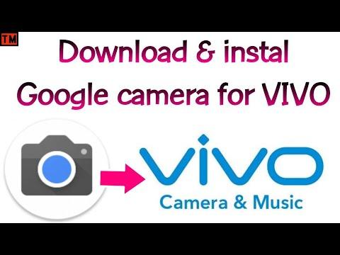 cara instal google camera di hp vivo tanpa root / google camera for vivo  y71 no root
