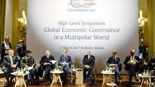 Министры финансов ЕС обеспокоены результатом встречи G20 (новости)