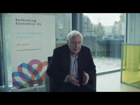 Rethinking Economics interviews Lord Robert Skidelsky on Basic Income and Leisure