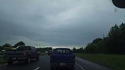 Driving by Gastonia ,North Carolina