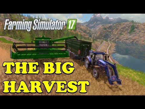 Farming Simulator 17 | The Abandoned Forest | Timelapse | Episode 20 | THE BIG HARVEST thumbnail