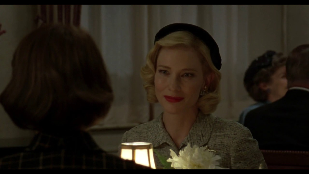 Download Cate Blanchett | carol therese | I love you | ritz tower hotel