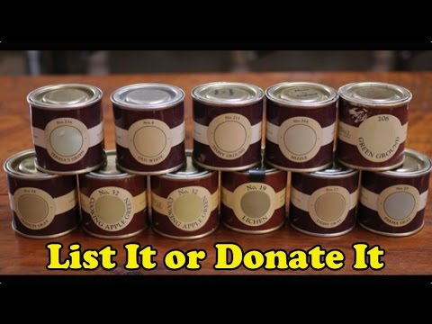 Scavenger Life Episode 208: List It or Donate It