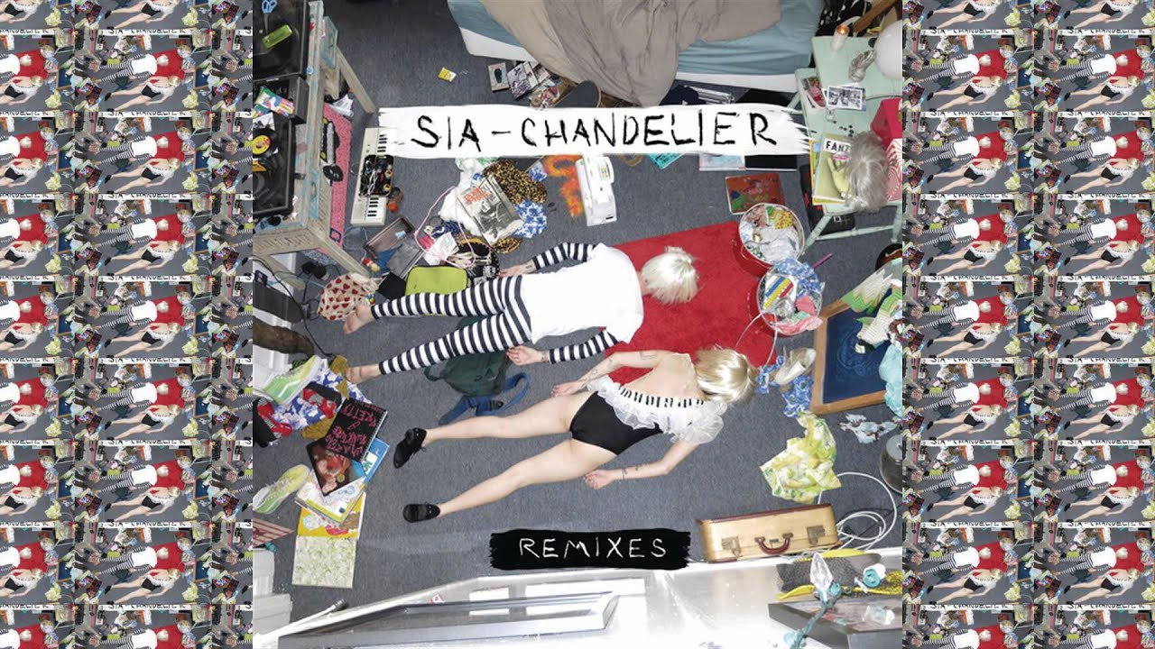 SIA Chandelier Cutmore Club Remix - YouTube