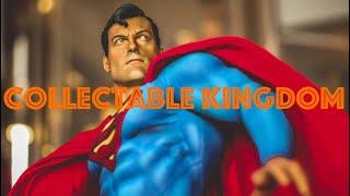 Sideshow Collectibles Superman Premium Format Unboxing.