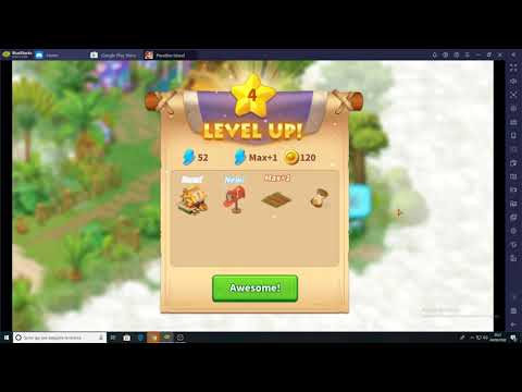 Paradise Island New Game Android