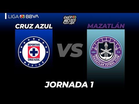 Cruz Azul Mazatlan FC Goals And Highlights