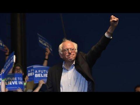 Bernie Sanders Wins Democratic Primary Election In West Virginia