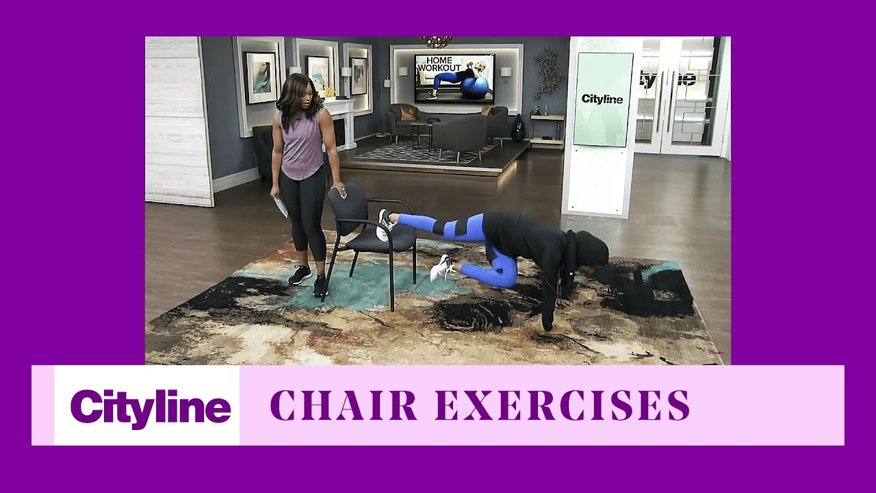 chair gym workout videos wooden hand bali the that might make you cancel your membership