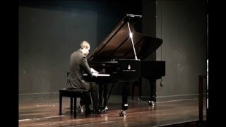 "A. Gervasoni ""Paleodrama"" Johnny López (piano)"