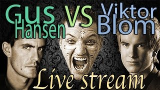 Isildur1 vs Gus Hansen HU Showdown Livestream with Brian Hastings!
