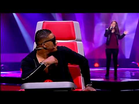 Rebeca Reinaldo  A Thousand Years Christina Perri  Prova Cega  The Voice Portugal  Season 2