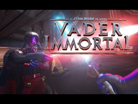 Vader Immortal: A Star Wars VR Series - Official Bundle Trailer