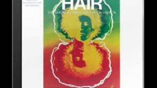 hair aquarius and let the sunshine in the original broadway cast