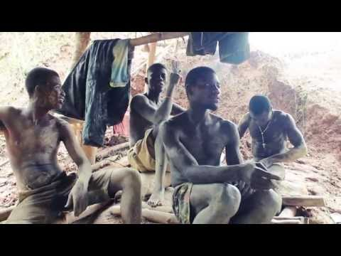 GOING FOR GOLD - Short Documentary About Ghana's Illegal Mining