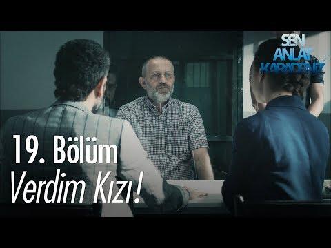 Cemil, Nazar ve Vedat'ın evlenmesine izin veriyor - Sen Anlat Karadeniz 19. Bölüm
