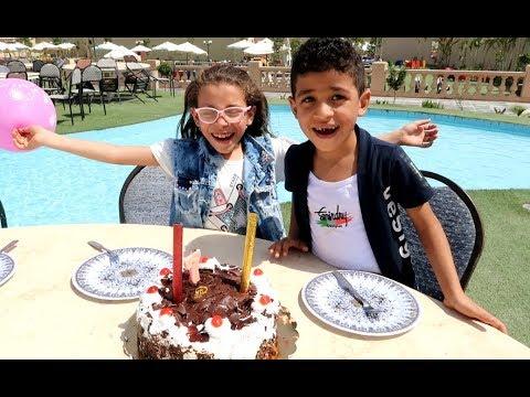 حفلة عيد ميلاد عبدالله 2019