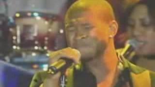 Usher Burn Live