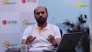 Uberisation of Agriculture for smallholder farmers  Innovation by FarmERP