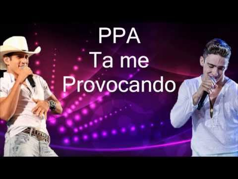 Pedro Paulo e Alex Ta me Provocando (Lyrics Video)