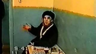 Казанский вор Фарит Хабибуллин (Фарит Резаный)