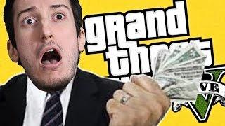 GTA 5 Online LE CAZZEGGIO RAPINE (Funny Moments) - Rapine, Ubriachi e Segaioli