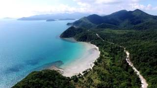 Koh Chang, Thailand - 2017, bird eye view