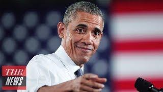 Barack Obama Shares Year-End List of Favorites | THR News