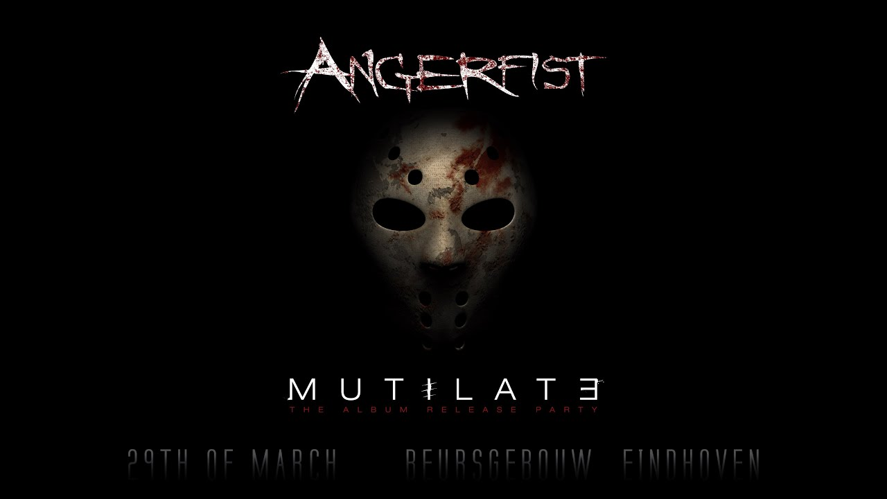 album mutilate angerfist