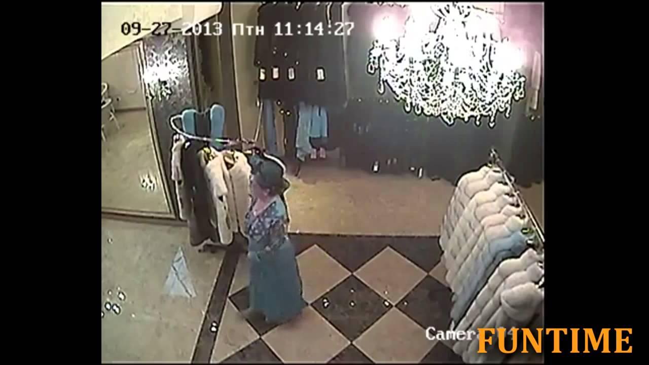 Как цыганка ходила за покупками! Они воруют не только коней! - YouTube