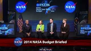 2014 NASA Budget Briefed on This Week @ NASA