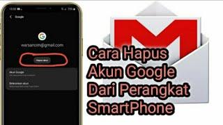 cara logout akun google di smart phone secara permanen||terbaru 2021