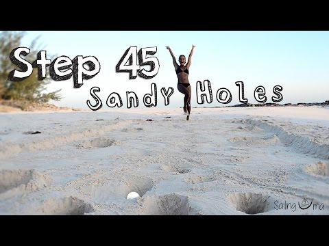 "Sailing Uma: Step 45 ""Sandy Holes"""