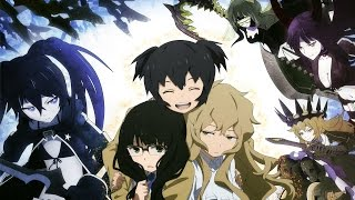 Black Rock Shooter AMV Fly On The Wall