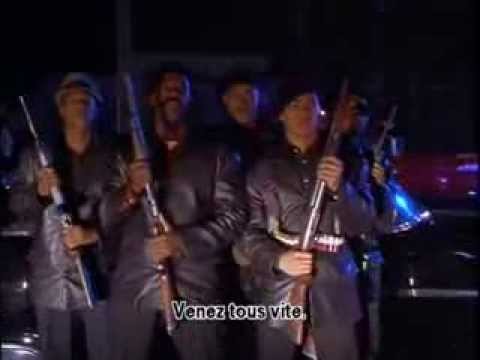 """Black Panthers"" (vostfr) Self Defense scene from the movie! Power to the people"